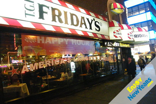 TGI Friday's New York
