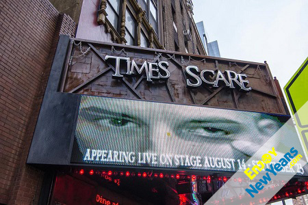 Times Scare New York