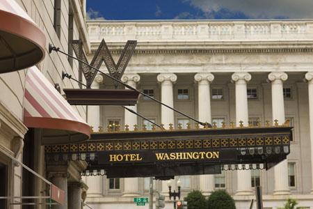 The W Hotel Washington